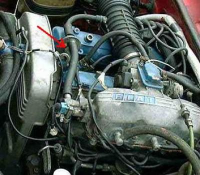 двигатель fiat argenta 2.0i.