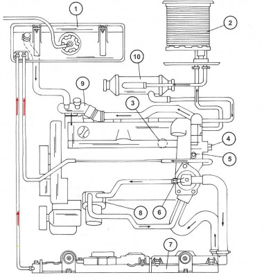 Схема 20 JTD. Малюнок 19TD.
