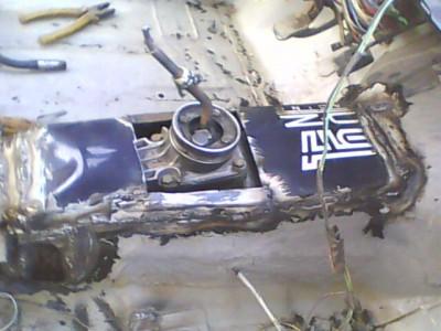 двигатель фиат 132 с2.000